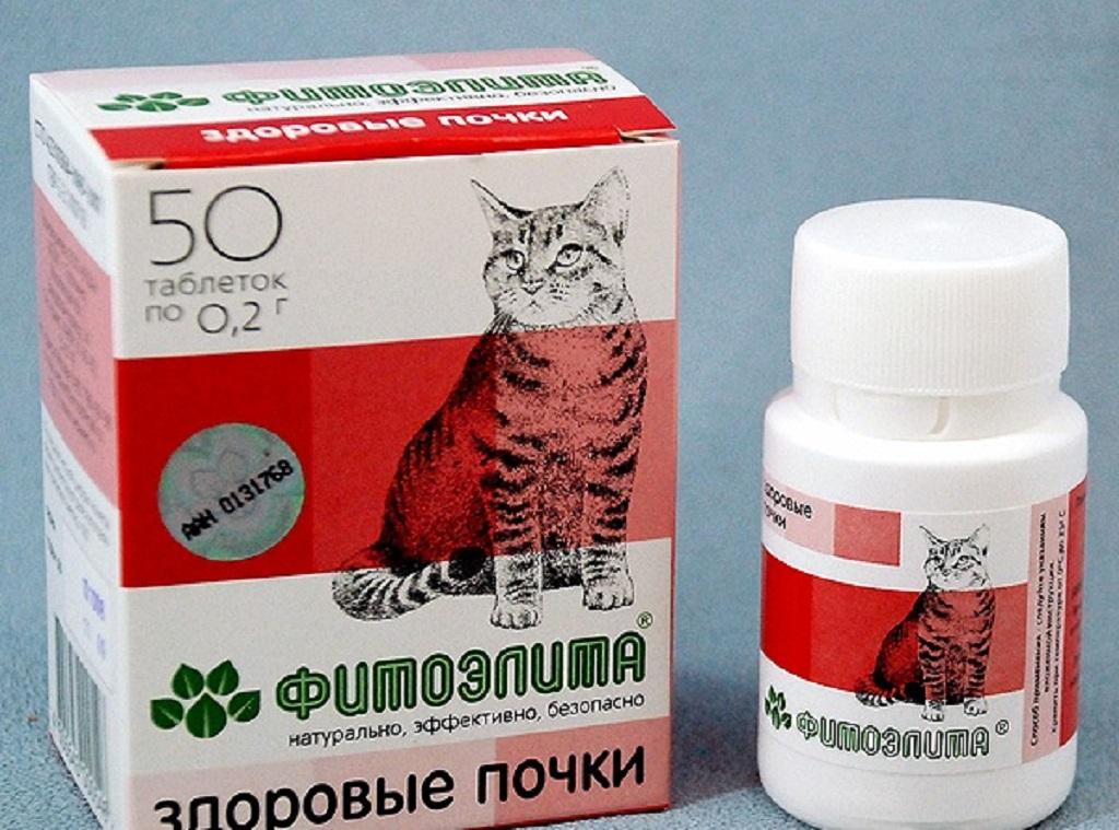 Здоровые почки» для кошек (фитоэлита): инструкция по применению.