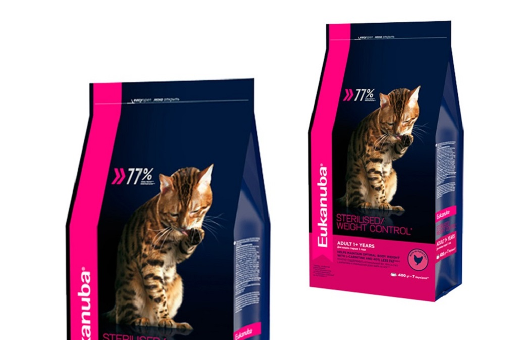 Eukanuba контроль веса (Weight control/Adult Sterilized)