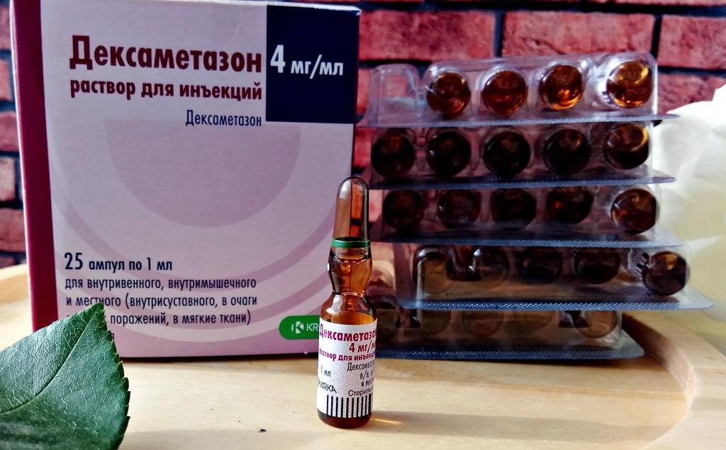 Дексаметазон обладает противовоспалительными, десенсибилизирующими, противоаллергическими, противошоковыми и антитоксическими свойствами