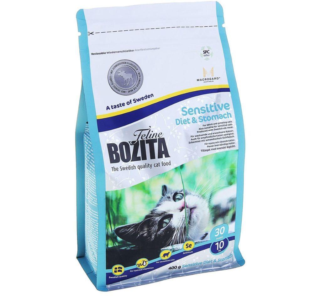 Сухой корм Bozita
