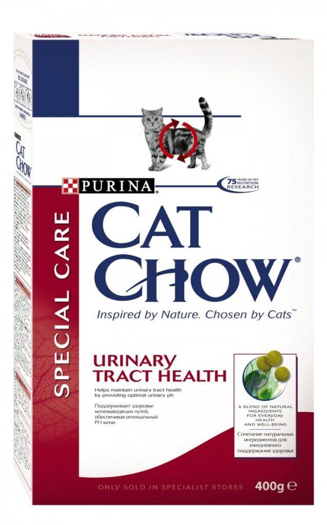 Сухой корм Cat Chow Urinary Tract Health