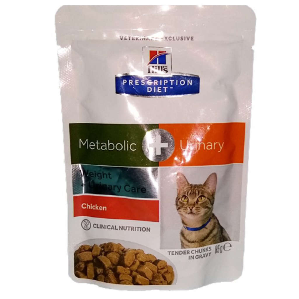 Корм Hills Prescription Diet Metabolic + Urinary Feline