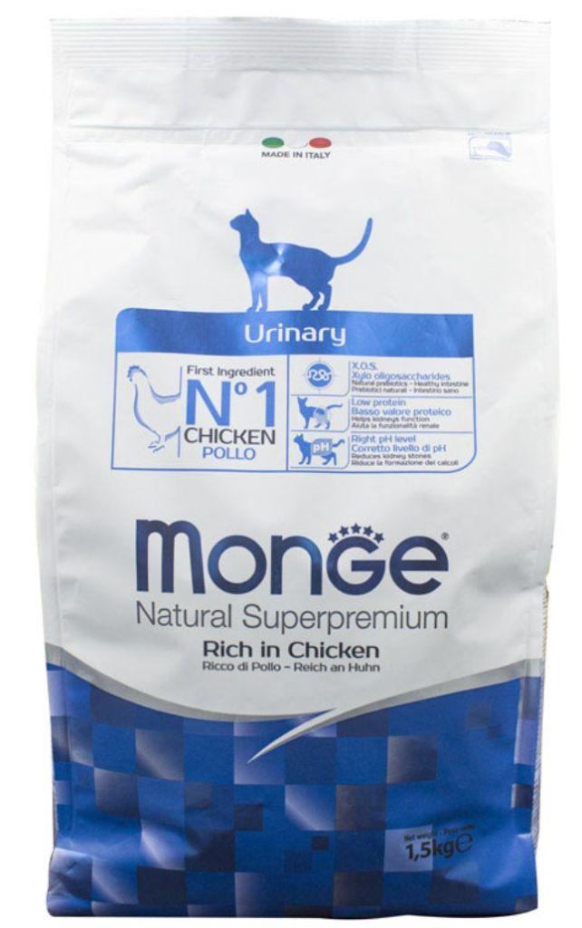 Сухой корм Monge Cat Urinary