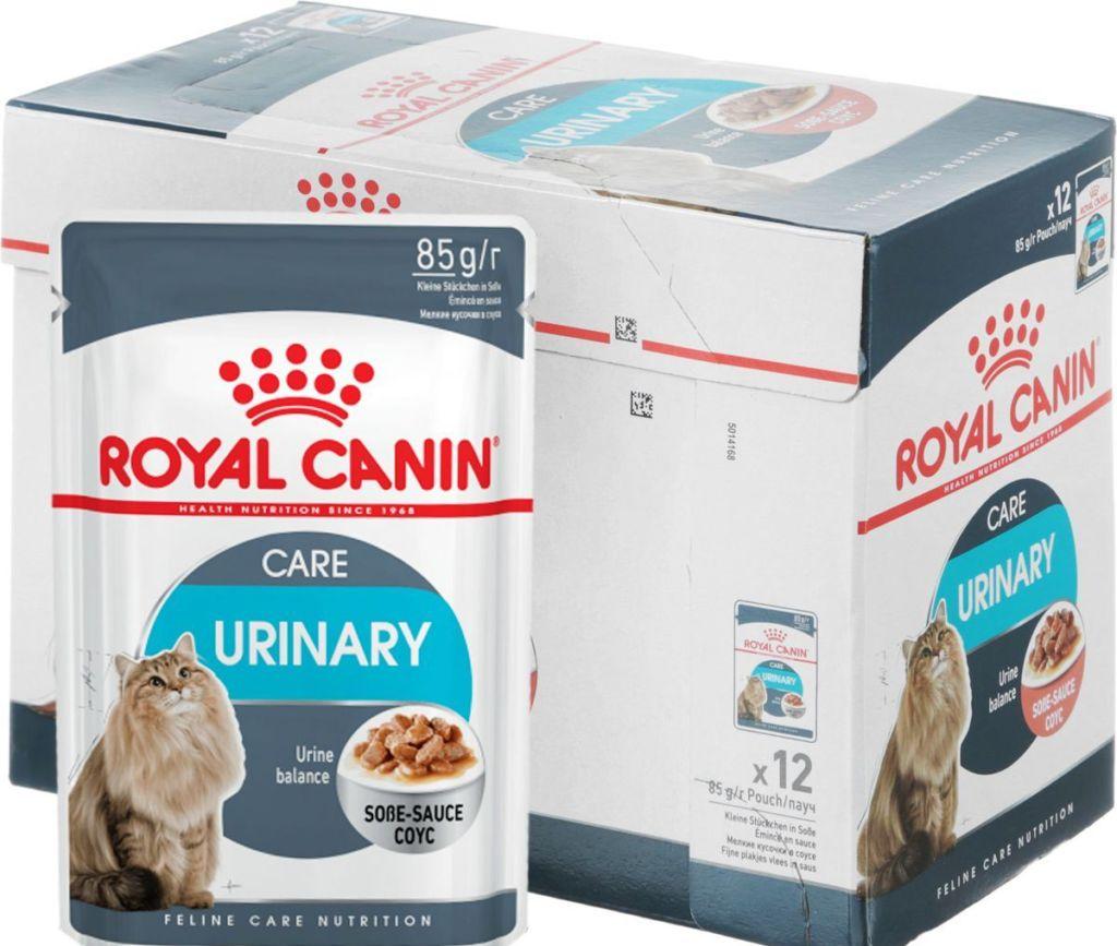 Корм премиум класса Royal Canin Urinary Programme