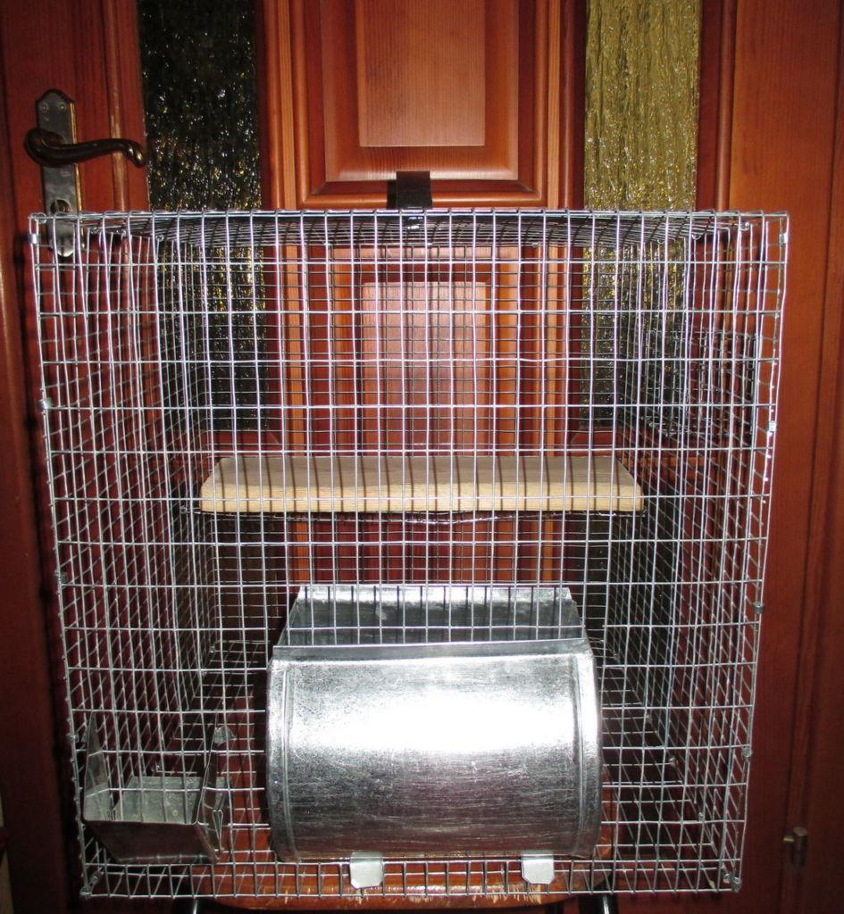 Клетка для шиншиллы своими руками пошаговая фото 493