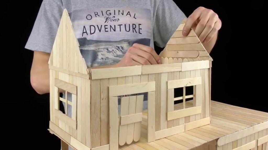 Как и из чего сделать домик для попугаев своими руками фото 11