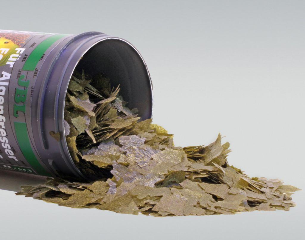 Комплексный корм из водорослей
