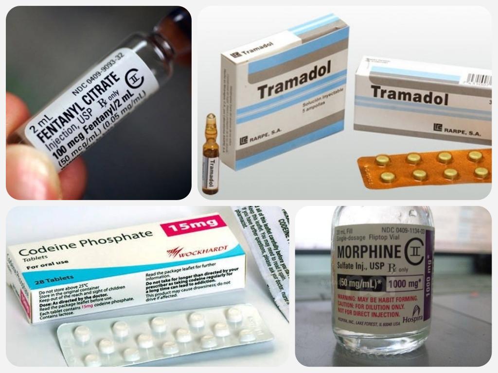 Наркотические анальгетики