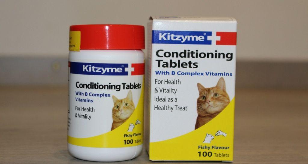 Витамины кошке