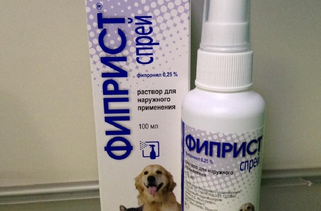 Полная инструкция по применению препарата фиприст для кошек и собак