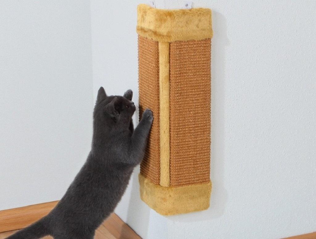 Угловая для кошек