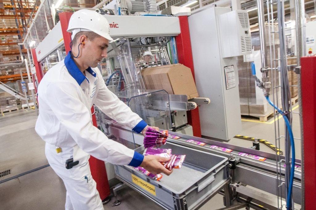 У каждой компании, которая делает корма в промышленном масштабе есть своя технология
