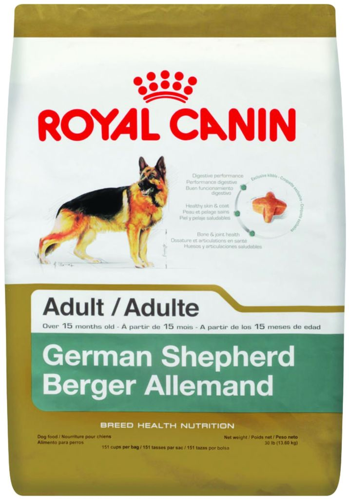Немецкая овчарка - уход, кормление, содержание, разведение щенков