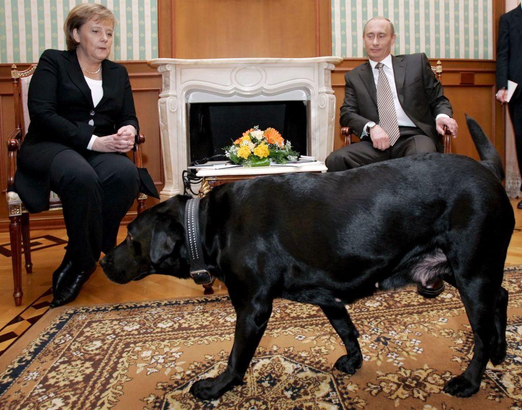 Конни всегда была с президентом