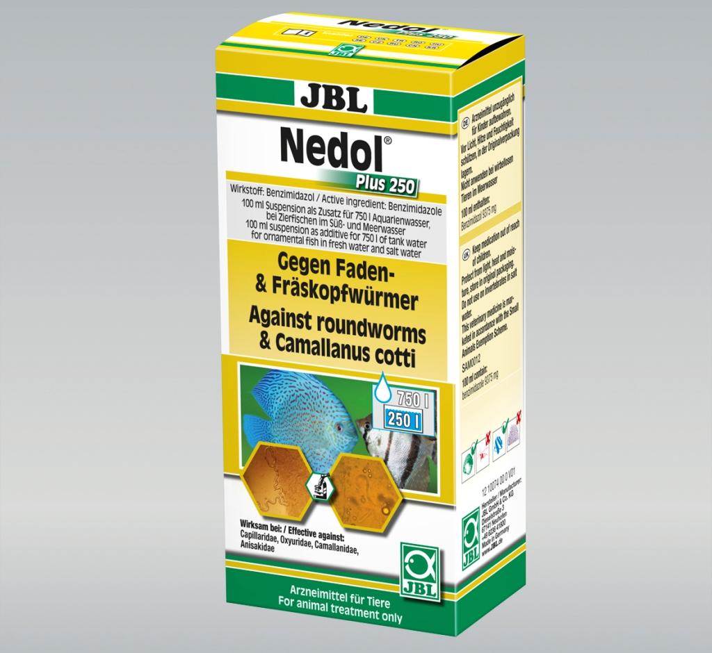 JBL Nedol позволяет избавиться от нематоды