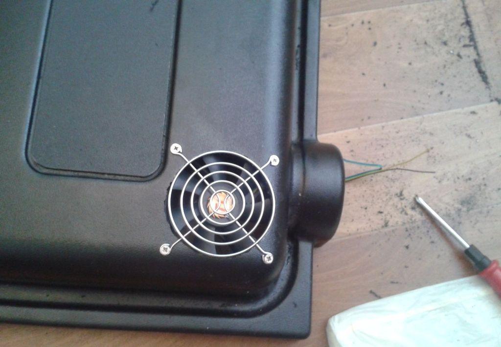 Кулеры необходимы для рассеивания чрезмерного количества тепла